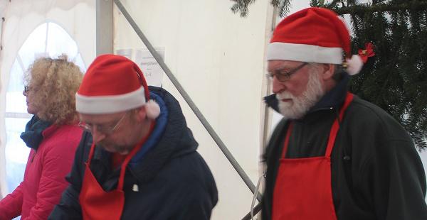 Borgstedter Weihnachtsmarkt 2015